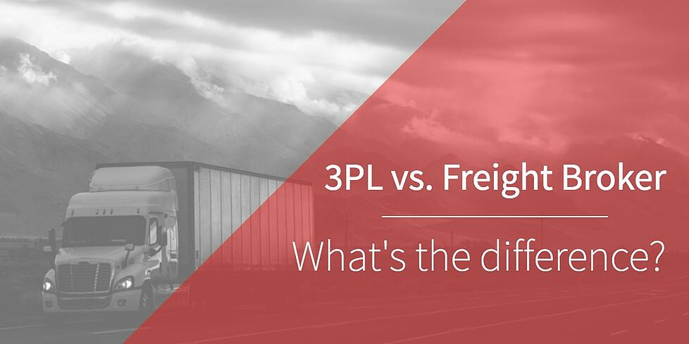 3PL vs  Freight Brokers: What's the difference?