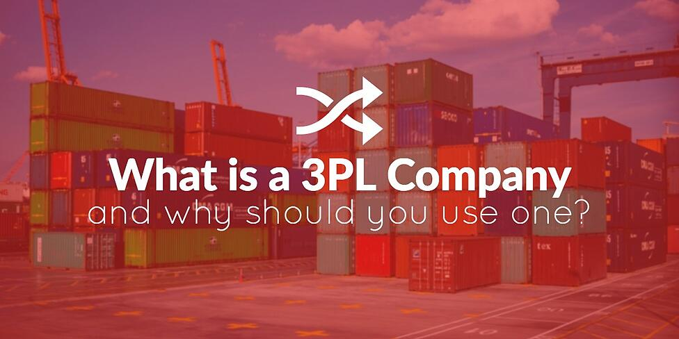 what is a 3pl and why should you use one