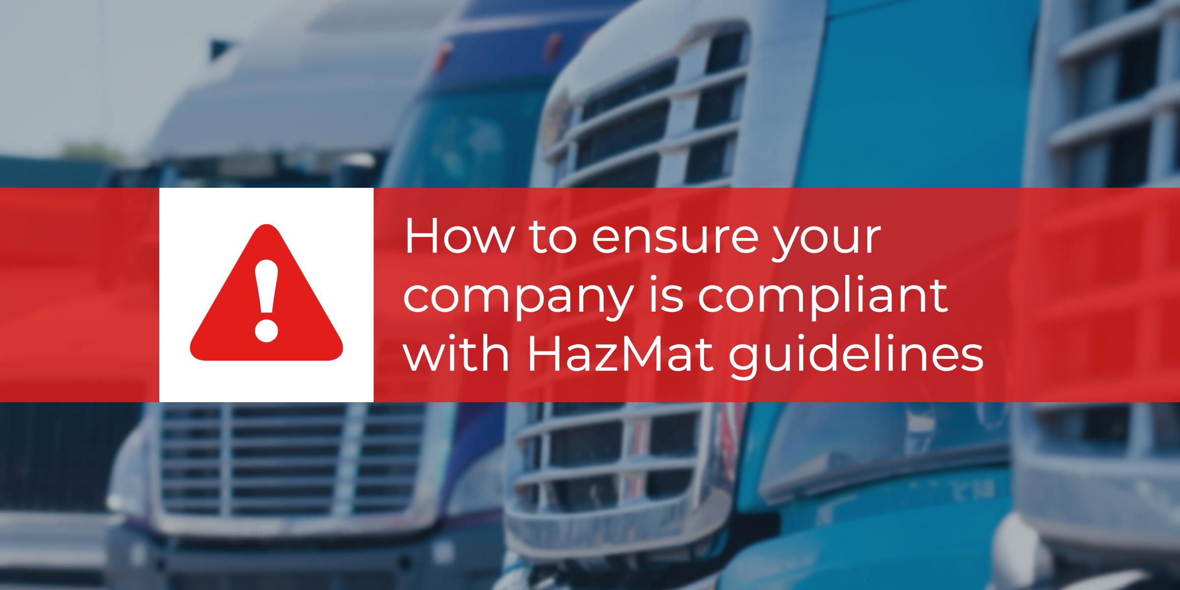 compliant-hazmat-guidelines