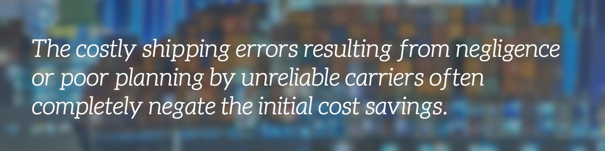 international-logistics-service-vs-cost-quote