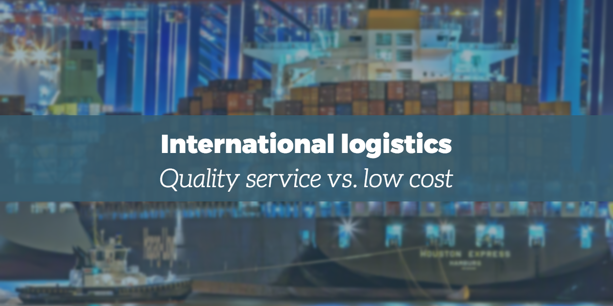 international-logistics-service-vs-cost