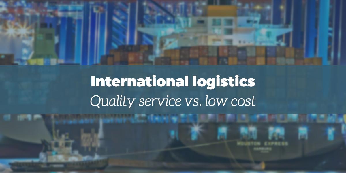 international-logistics-service-vs-cost