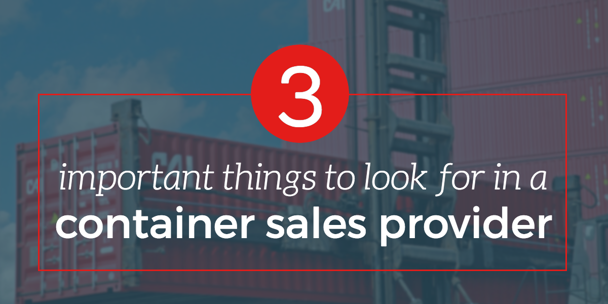 things-to-look-for-container-sales
