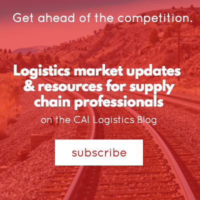 cai logistics blog for supply chain professionals